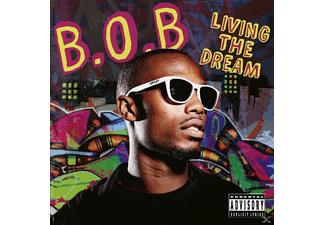 B.o.B - Living The Dream - (CD)