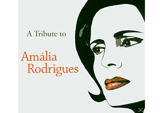 VARIOUS - Tribute To Amalia Rodrigues - (CD)