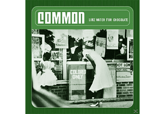 Common - Like Water For Chocolate CD