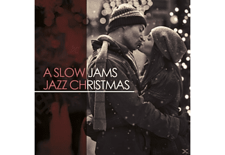 VARIOUS - A Slow Jams Jazz Christmas - (CD)