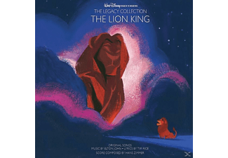 VARIOUS - The Legacy Collection: The Lion King - (CD)