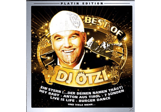 DJ Ötzi - DJ Ötzi - Best Of (Platin-Edition) - (CD)