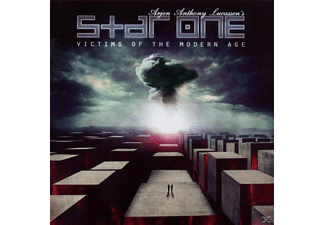 ARJEN A. LUCASSEN'S STAR ONE, Arjen Anthony's Star One Lucassen - Victims Of The Modern Age [CD]