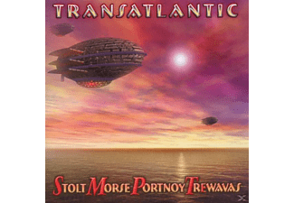 Transatlantic - Smpte - (CD)
