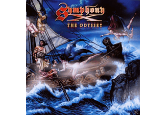 Symphony X - The Odyssey - (CD)