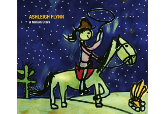 Ashleigh Flynn - A Million Stars - (CD)