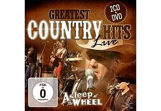 Asleep at the Wheel - Greatest Hits Live.2cd+Dvd - (CD + DVD Video)
