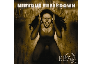 Ela - Nervous Breakdown - (CD)