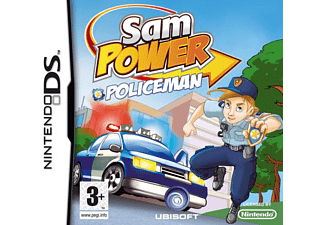 ESEN Sam Power Handy Man DS Nintendo