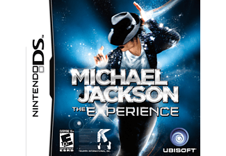 ESEN Michael Jackson The Experience DS Nintendo