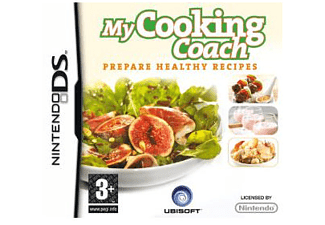 ESEN My Cooking Coach Prepare Healthy Meals DS Nintendo