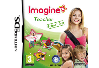 ESEN Imagine Teacher School DS Nintendo
