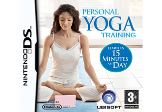 ESEN Personel Yoga Training DS Nintendo