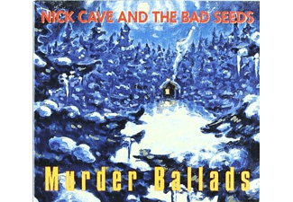 Nick Cave & The Bad Seeds - Murder Ballads (CD + DVD)