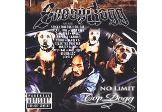 Snoop Dogg - Top Dogg - (CD)