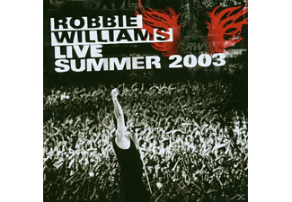 Robbie Williams - Live Summer 2003 (CD)