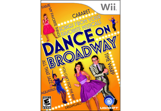 ESEN Dance on Broadway Wii