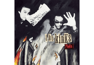 The Kinks - Phobia - (CD)
