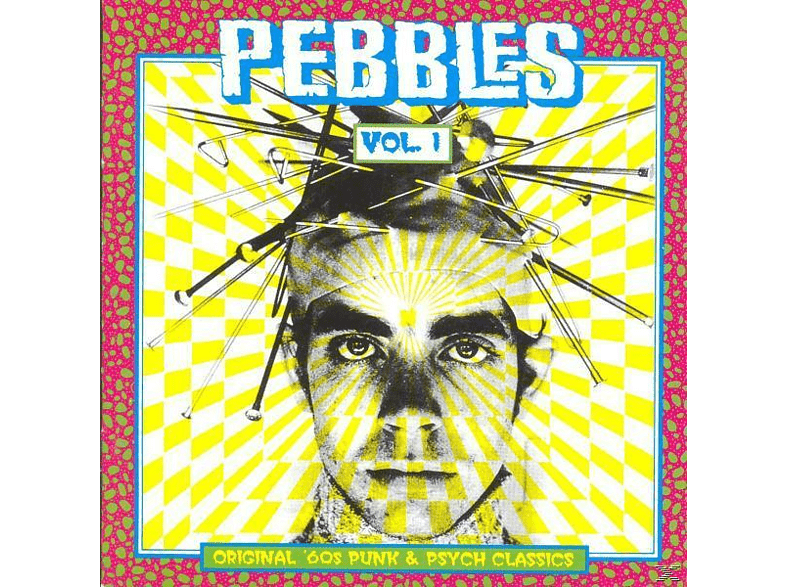 VARIOUS - Pebbles #1: Original 60s Punk & Psych [CD]