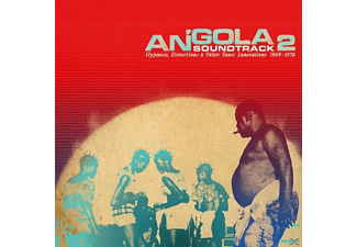 VARIOUS - Angola Soundtrack Vol.2 - (Vinyl)
