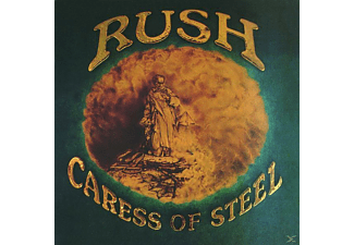 Rush - Caress Of Steel - (CD)