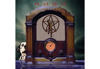 Rush - The Spirit Of Radio: Greatest Hits (1974-1987) - (CD)