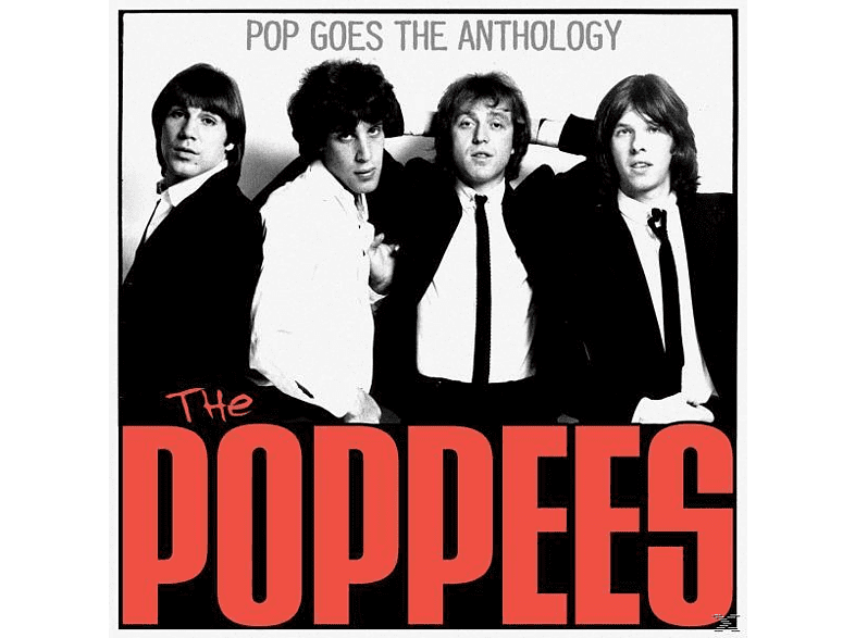 The Poppees - Pop Goes The Anthology [CD]