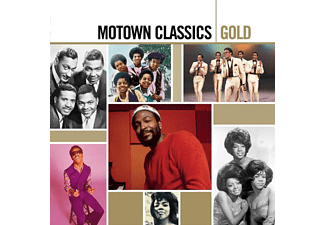 VARIOUS - Motown Gold - (CD)