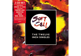 "Soft Cell - The 12"" Singles - (CD)"