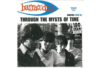 The Barracudas - Through The Mysts Of Time - (CD)