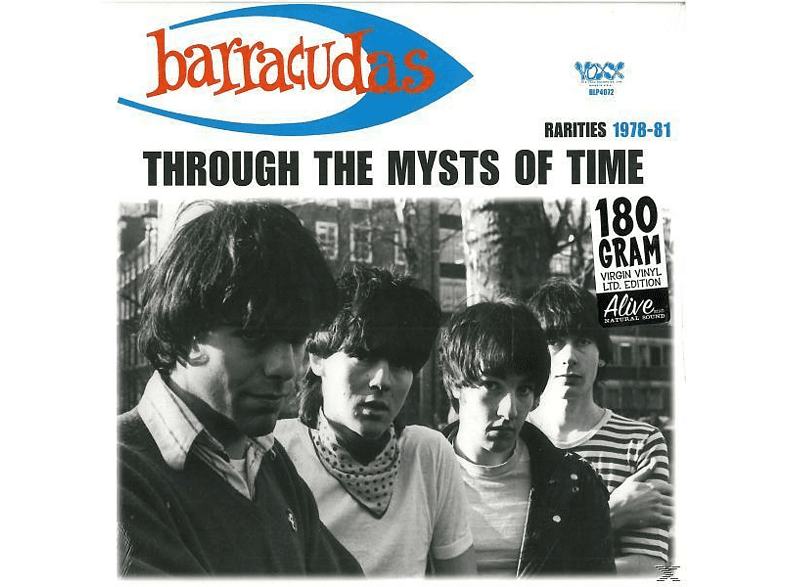 The Barracudas - Through The Mysts Of Time [CD]