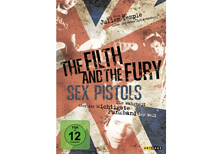 Sex Pistols - The Filth and the Fury - Rolling Stone Music Movies Collection 6 - (DVD)
