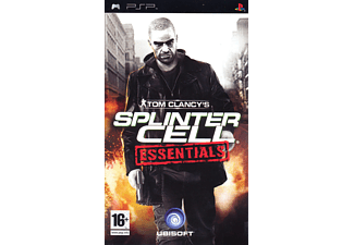 ESEN Splinter Cell Essentials PSP