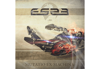 Es23 - Mutatio Ex Machina [CD]