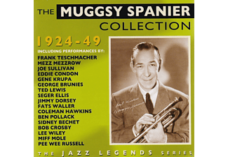Muggsy Spanier - The Muggsy Spanier Collection - (CD)