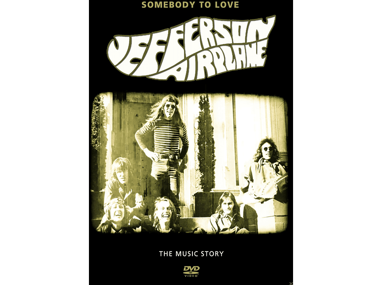 - Jefferson Airplane-Somebody To Love [DVD]