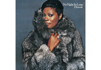 Dionne Warwick - No Night So Long + 4 - (CD)
