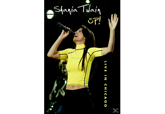 Shania Twain - Up! Live In Chicago - (DVD)