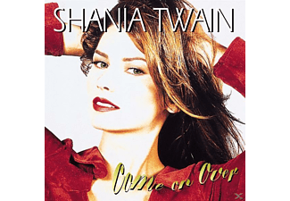 Shania Twain - COME ON OVER - (CD)