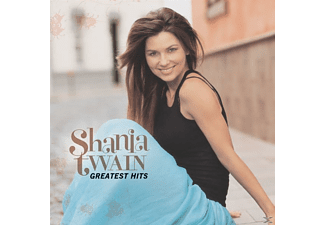 Shania Twain Greatest Hits Pop CD