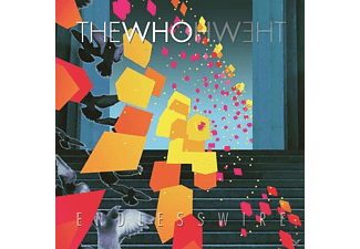 The Who - Endless Wire - (CD)