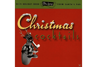 VARIOUS - Ultra Lounge/Christmas Cockt.1 - (CD)