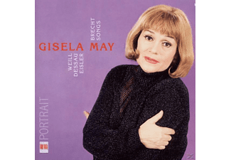 Gisela May - Brecht-Songs - (CD)