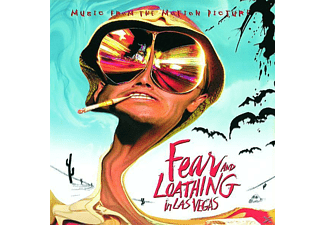 VARIOUS, OST/VARIOUS - Fear And Loathing In Las Vegas - (CD)