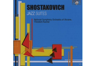 National Symphony Orc T.kuchar - Shostakovich: Jazz Suites - (CD)