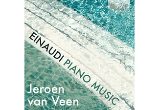 Jeroen Van Veen - The Best Of-Solo Piano Music - (CD)