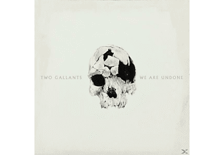 Two Gallants - We Are Undone - (CD)