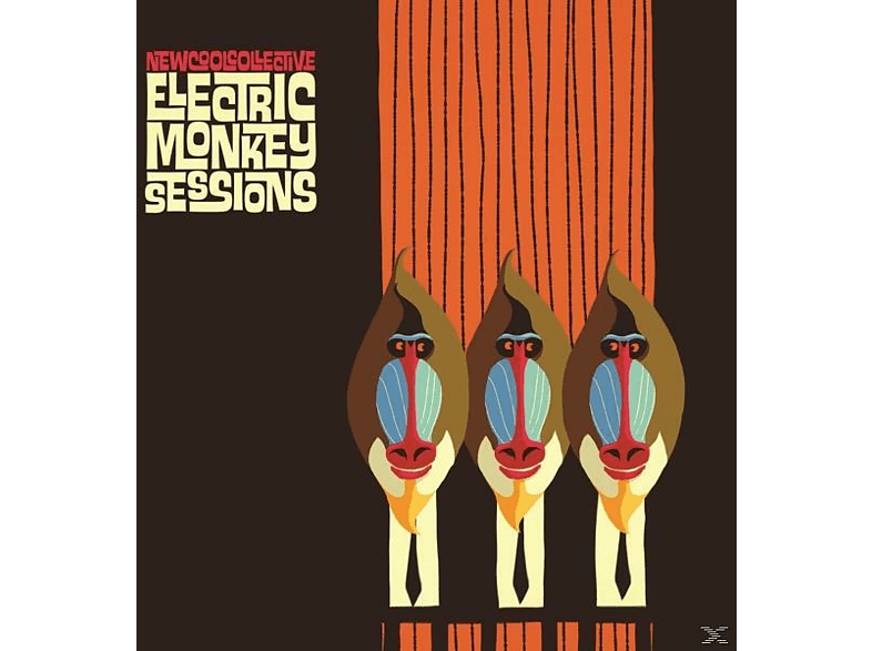 New Cool Collective - Electric Monkey Sessions [LP + Download]