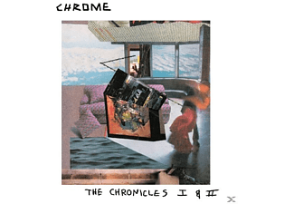 Chrome - Chronicles I & Ii - (CD)