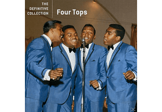 The Four Tops - The Definitive Collection - (CD)